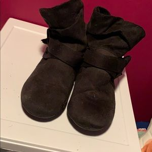 Size 9 booties